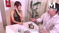 【国产】麻豆传媒作品/MD-0136日本女优淫过年-2021...