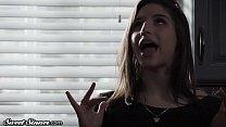 Download video bokep SweetSinner Abella Danger Fucks her Sisters Boy... 3gp terbaru