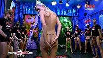 Beautiful Ria Sunn gets her holes filled with cock - German Goo Girls Vorschaubild
