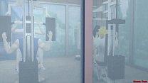 Hinata, Sakura, Ino y Tenten Folladas Haciendo Ejercicios Traje Erótico Esposas Calientes Naruto Hentai صورة