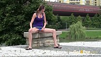 Watch This Babe Piss In Public tumblr xxx video