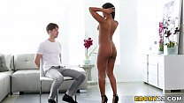 Big Ass Ebony Sommer Isabella Gets What She Wants