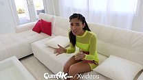 CUM4K Multiple Oozing Creampies With Leash Dominated Fucking - 69VClub.Com
