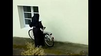 Vitão indo dar uma orada pós crau bikes