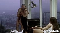 TROPHY WIFE REMY LACROIX ANALLY PUNISHED IN FRO...