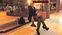 Milf in stockings and heels - webcamzy.com