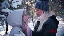 AllHerLuv.com - Snowballs With Silver Linings II - Sneak Peek