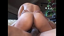 Nice cute well shaped ebony slut with big tits Olivia Winters takes cock in all her wet holes