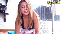 MAMACITAZ - Naughty Guy Fucks The Latina Maid On Cam Then He Fired Her After! - Angela Rodriguez
