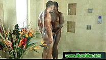 Nuru Massage Slippery Sex And Wet Handjob 16
