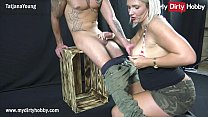MyDirtyHobby - Stepmom blows her stepson for his 18th bday