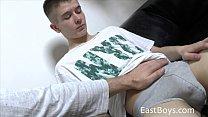 18 Boy - First Handjob
