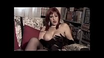 Asia D'Argento: the read head milf with amazing tits Vol. 3