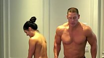 Screenshot Nude 500K celeb ration John Cena and Nikki Bel a and Nikki Bell