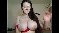 Nice tits webcam slut