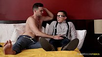 NextDoorStudios Straight Virgin Nerd Dicks Step Bro 4 First Time