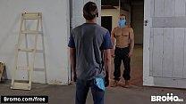 Bromo - (John Delta, Leon Lewis) at Betrayed Part 1 Scene 1