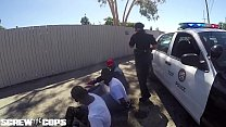 Screw the Cops - white female cop fucked by thr...