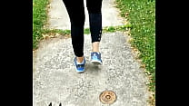 Esposa Leggings  See Through Thong ong
