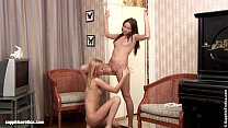 Bethany and Agathe pleasure each other in Coed Lust Vorschaubild