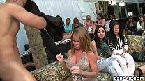 boy girl sex ◦ Huge CFNM Blowjob Party thumbnail