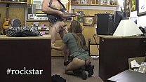 XXXPAWN - Punk Rocker Chick Needs Fast Money, You Know How That Goes