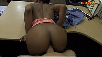 Black girl pussy railed at the pawnshop video
