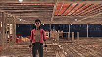 Fallout 4 Sexy Fashion Review 1