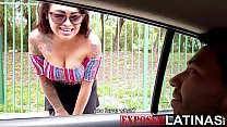Street Whore Cereza Rodriguez & AlexGarciaPorn spanish porn