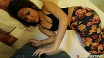Asian Sex Diary - Chubby Filipina MILF gets fac...