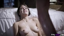 Kendra Spade crying after her step-dad once again sexually a. her and fills her mouth with sperm!