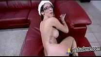 Dava Foxx inStepmom is ready to celebrate christmas with Stepson