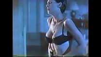jamie lee curtis striptease in bra and panties