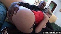 Patricia Seduces A Black Man