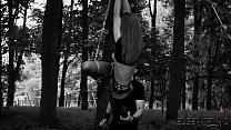 Teen tied up and abused by her bondage master Vorschaubild