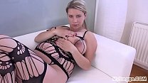 Image: Pregnant Katerina Hartlova Can't Stop Fucking Her Pussy!