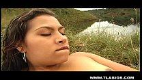 Lesbi en la laguna