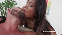 BlackEnded with May Thai Balls Deep Anal and Gapes thumbnail