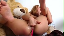 She desperately wants to squirt