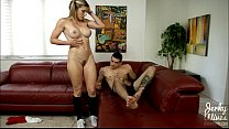 Cory Chase in Brother Blackmail - Four Hours (DVD) pornhub video