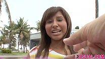 Sweet Latin Teen Jade Kennedy Craving Big Cock