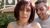 Margaux surprises her husband: a fuck in front of the camera