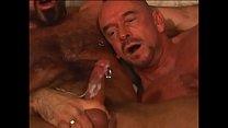 Attractive older men nude