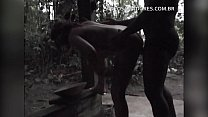 Gifted black man fucks adulterous bride in aban...