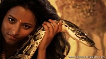 Slithering Seduction From India pornhub video