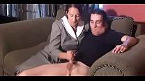 Hot Mother Teaches Him a Lesson  Free - hotcamgirlsvideos.com صورة