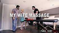 PURGATORYX My Wifes Massage Part 2 with Cassie Cloutier thumbnail
