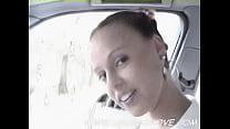 Car Blowjob Cumshot Swallow preview image