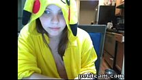 Very Cute Teen Playing With Her Favorite Toy - petitcam.com pornhub video