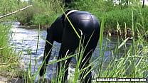 Wet leather 6